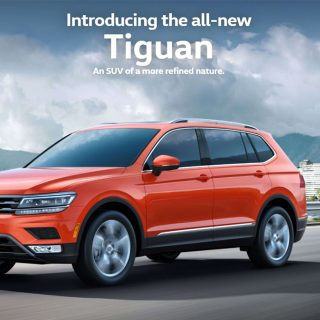 All New 2018 Tiguan