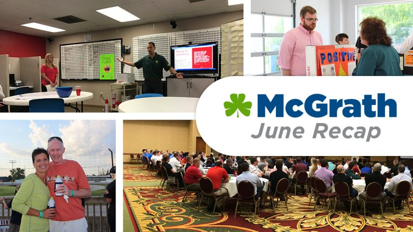 McGrath June Recap