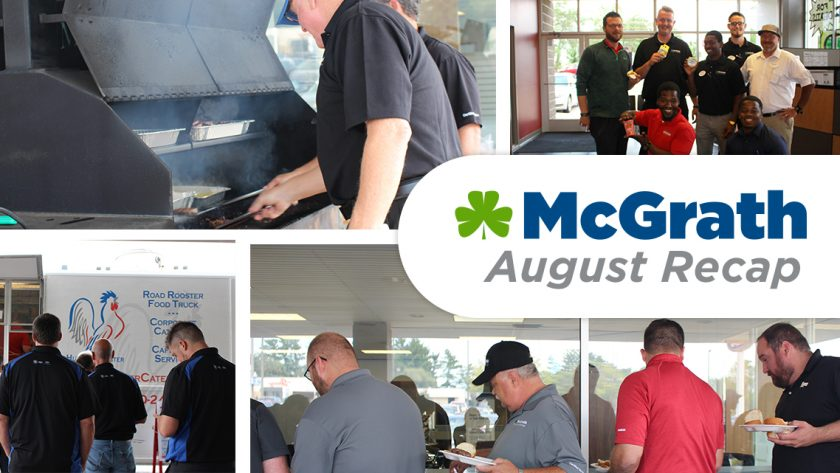 McGrath August Recap