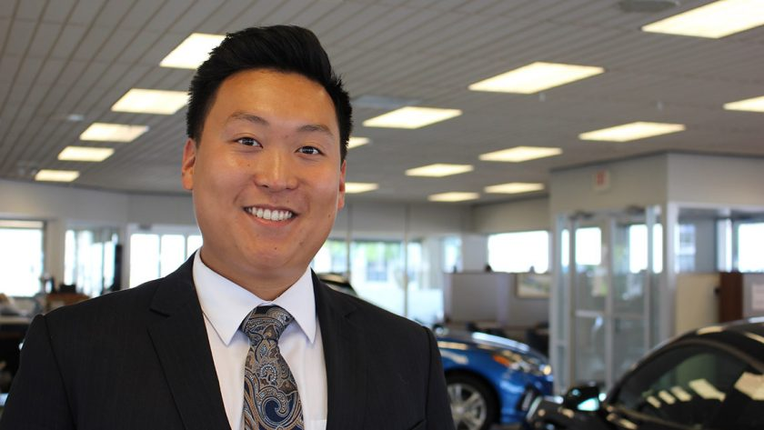Meet Emerging Leader Raymond Young Liu!
