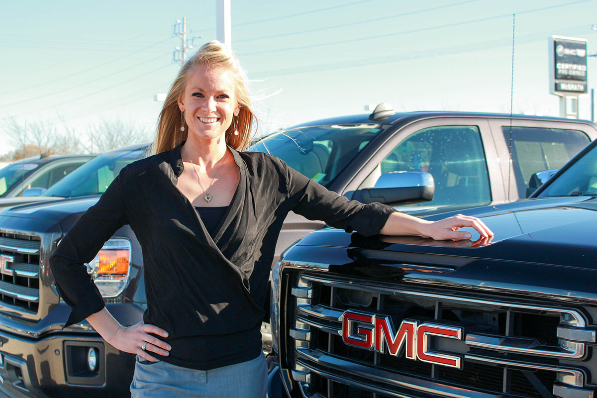 Meet Emerging Leader Jamie Schwab Mcgrath Auto Blog