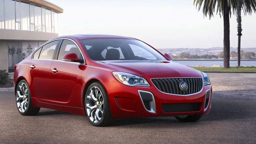 Buick Regal Celebrates Over 40 Years on the Road