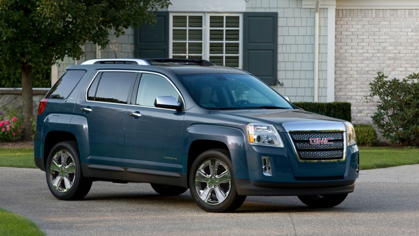 Top 5 2014 GMC Terrain Truck Accessories
