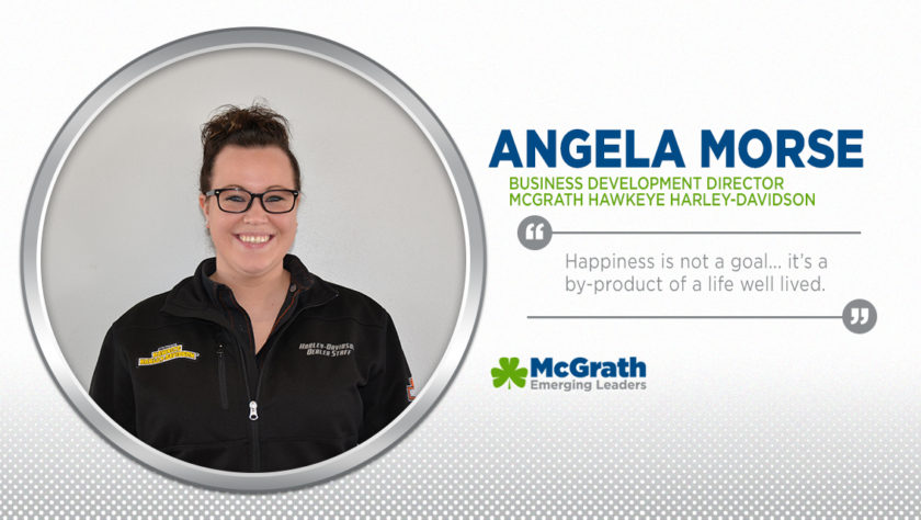 Meet Emerging Leader Angela Morse