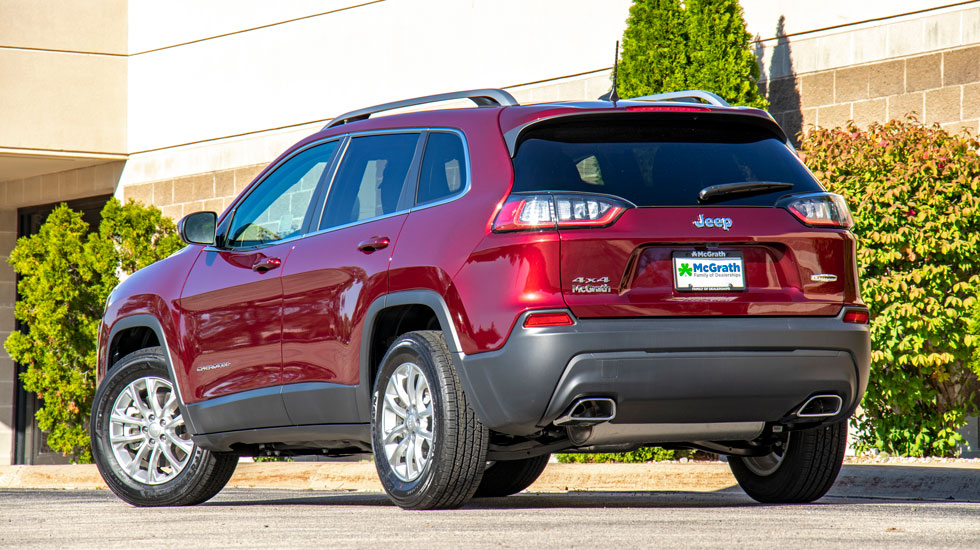 2019 Jeep Cherokee Rear Lift-gate