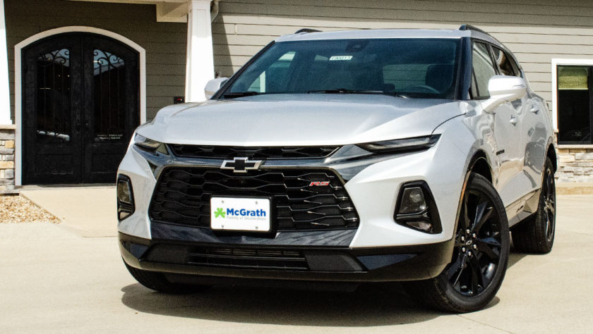 2019 Chevy Blazer Review