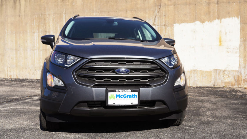 2019 Ford EcoSport in Cedar Rapids Iowa