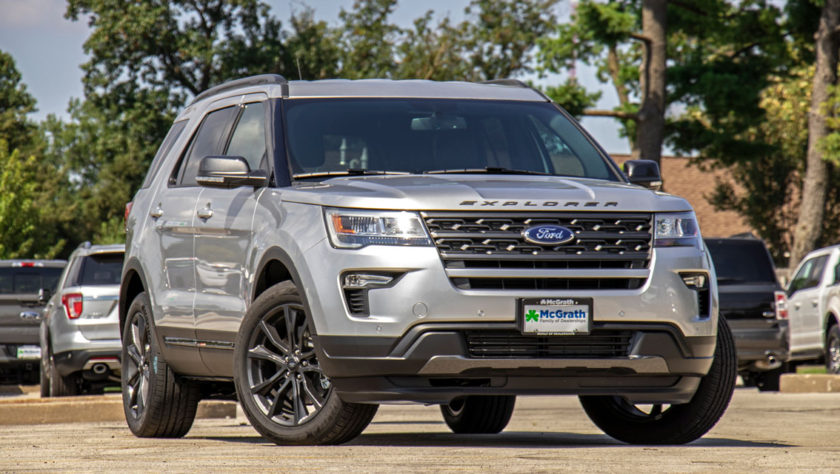 2019 Ford Explorer in Cedar Rapids