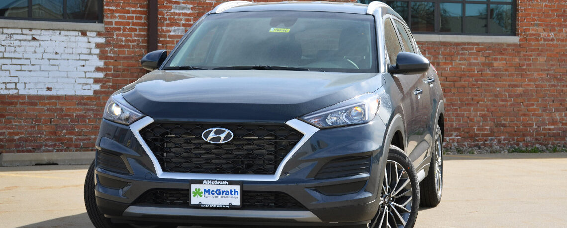 2019 Hyundai Tucson Night Edition