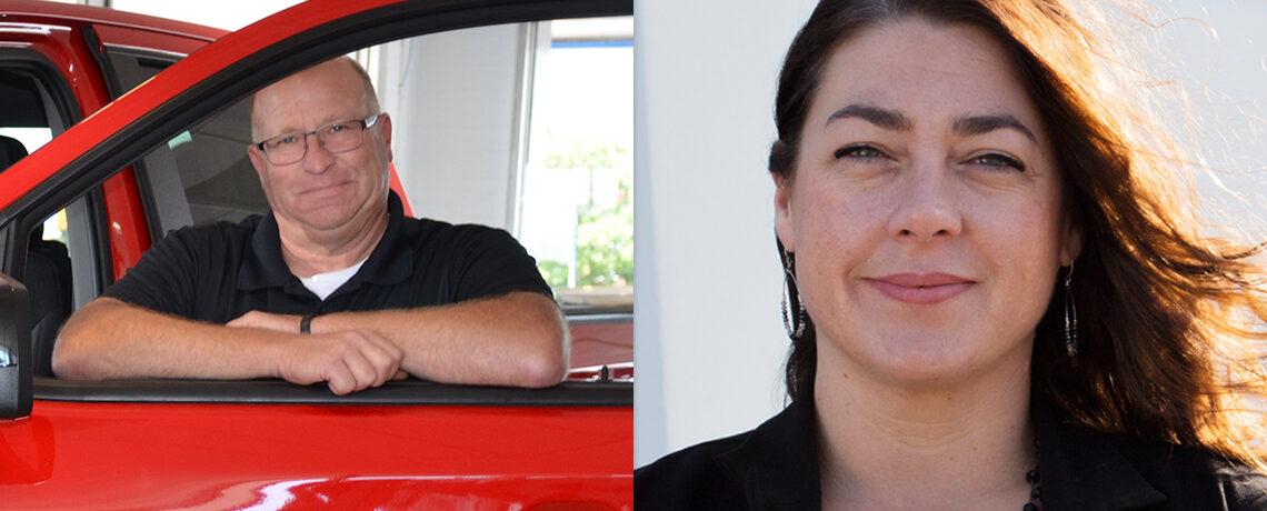 Randy & Krista