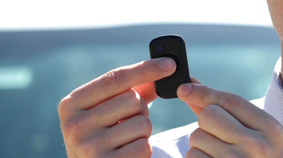 Kia Remote button lock