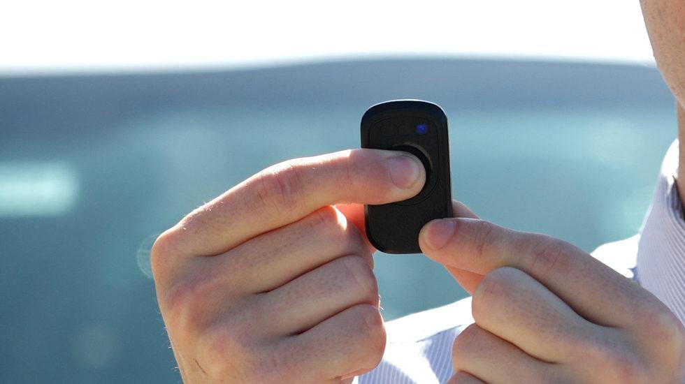 Remote start Kia keyfob