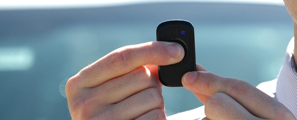 Kia Remote Start one button keyfob