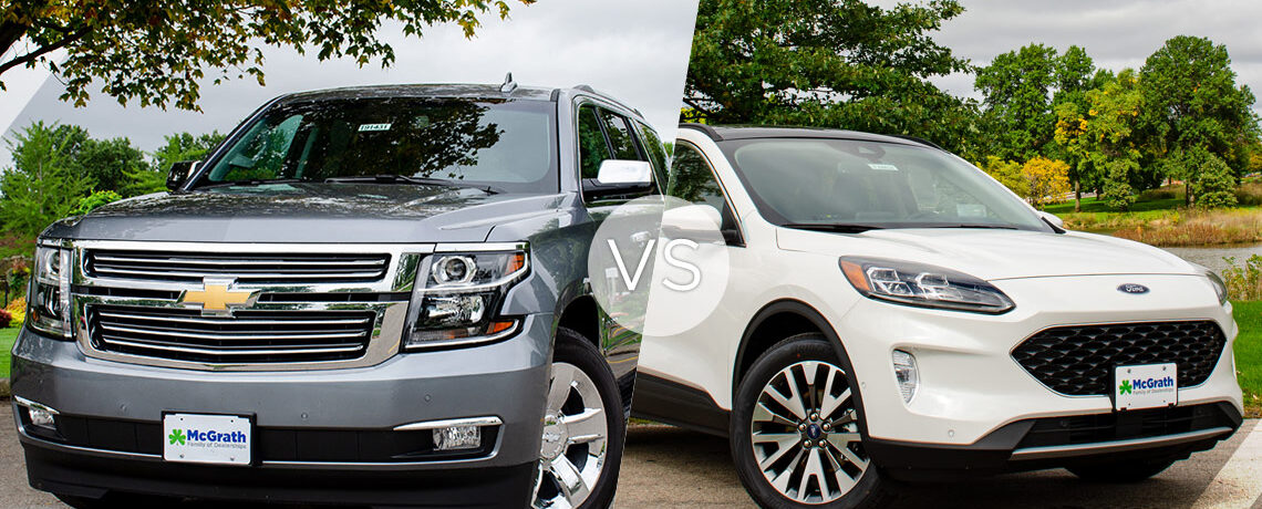 suv vs crossover