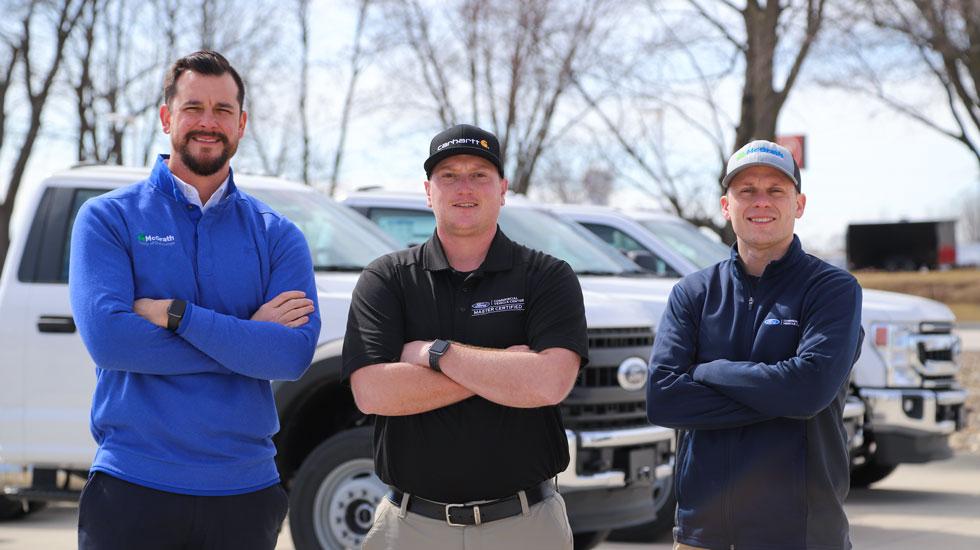 McGrath Ford Fleet Team