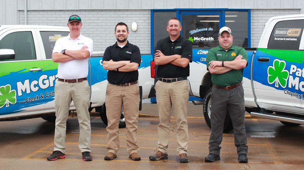 McGrath Fleet Team
