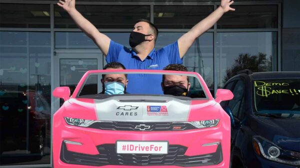 Chevyland Breast Cancer Awareness