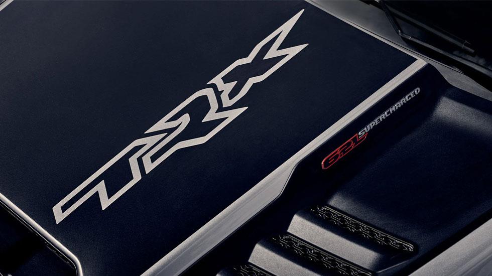 2021 Ram TRX Engine