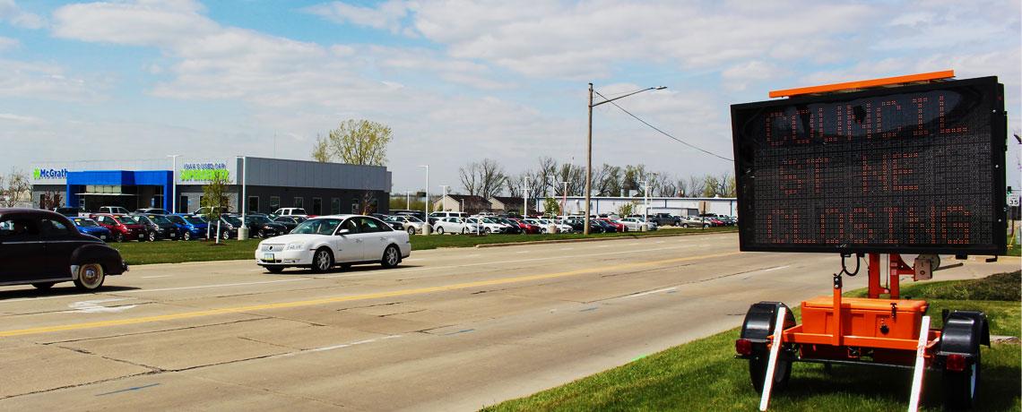 Council Street Cedar Rapids Road Closure