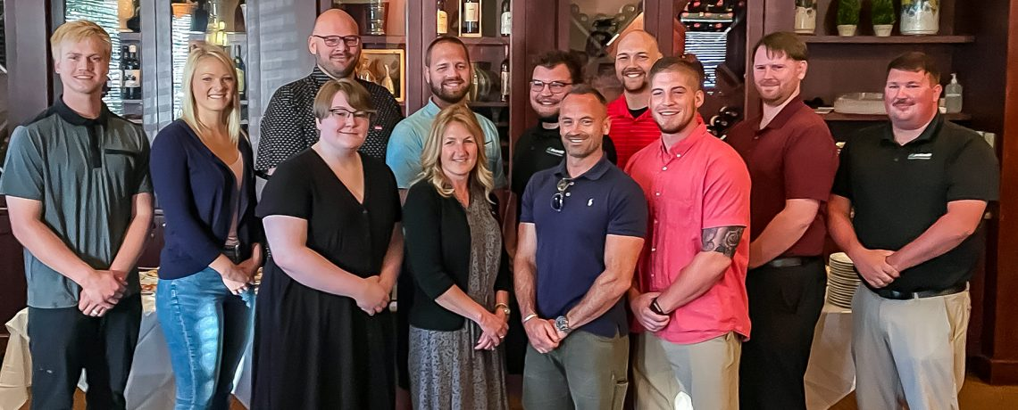 Emerging Leaders Class of 2021 Honored