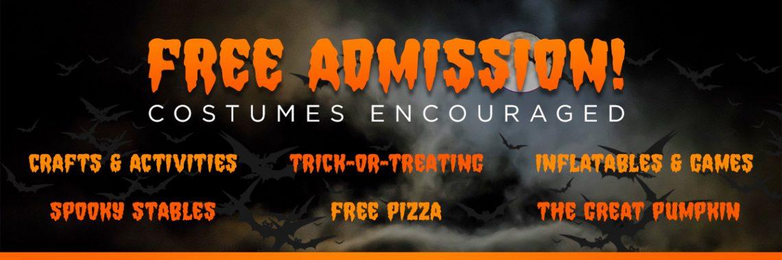 Free Admission!