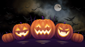 Halloween Boo at the Barn