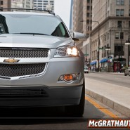 2012 Chevrolet Traverse Vehicle Profile