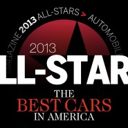 Ram 1500, Chevy Camaro ZL1 Named Automobile Magazine 2013 All Stars