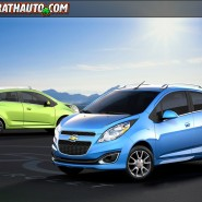 2013 Chevy Spark Primed to Energize Cedar Rapids Streets this Summer