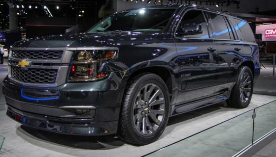 2016 Chevrolet Suburban: Still the King   McGrath Auto Blog