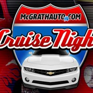 Chevyland Cruise Night Returns